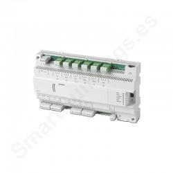Controlador DESIGO PX compacto con comunicación BACnet/IP (16UIO,6DO)