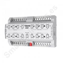 MAXinBOX FANCOIL 4CH2P. Actuador de fan coil para hasta 4 unidades de 2 tubos
