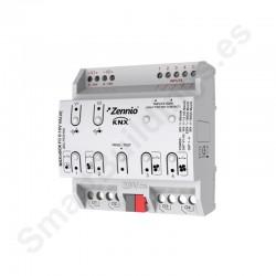 MAXinBOX FC 0-10V VALVE - Controlador de fan coil para unidad de 2/4 tubos con regulación de válvulas con 0-10VDC.
