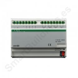 Controlador DIMMER, 1-10V, 4 canales